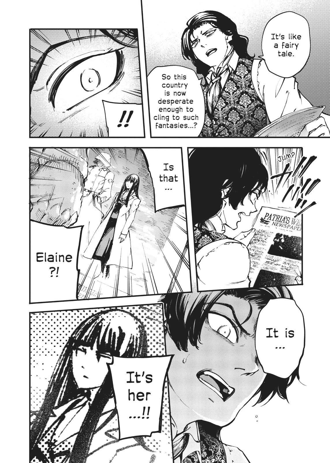 Manga To the Abandoned Sacred Beasts - Chapter 47 Page 26