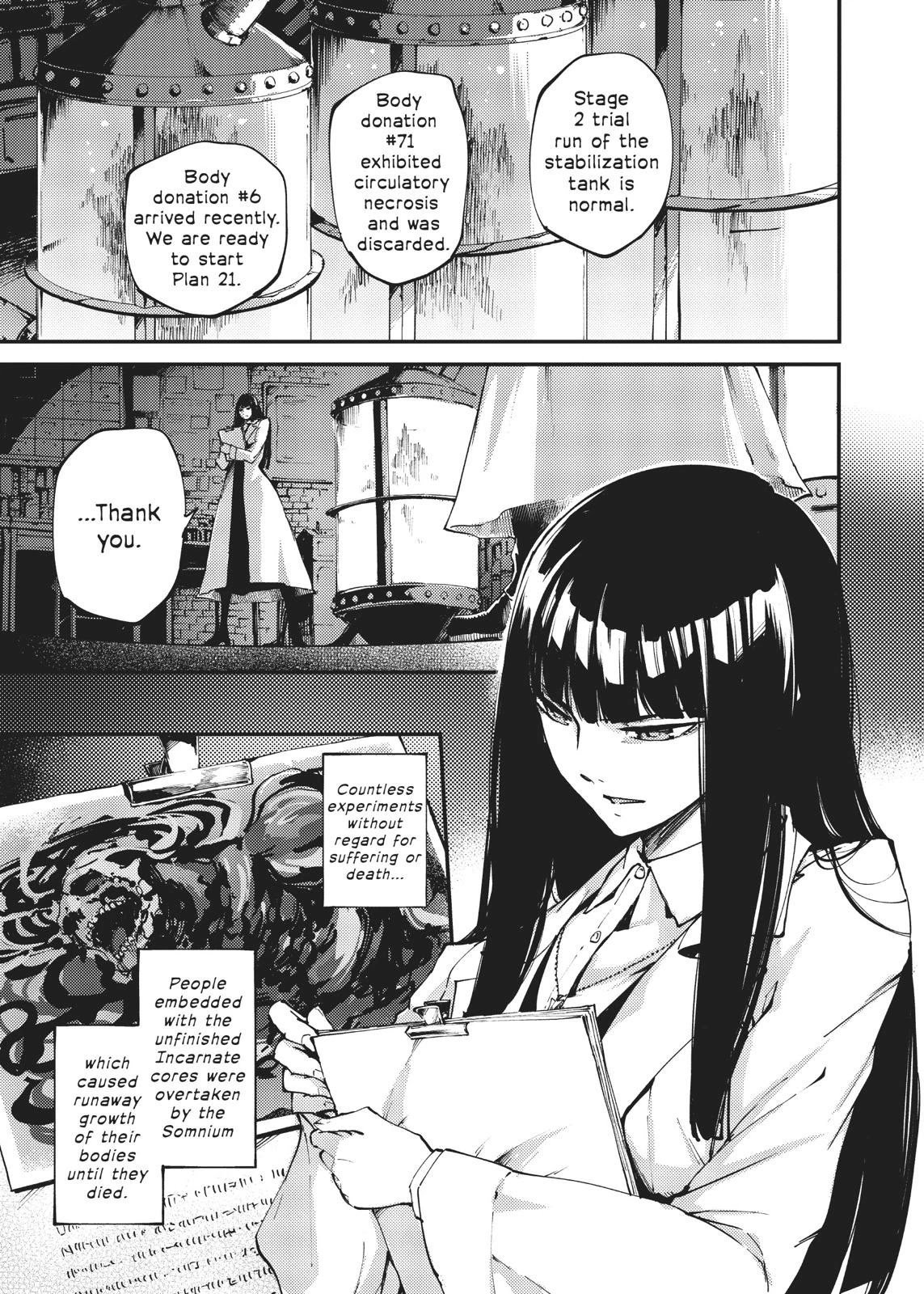 Manga To the Abandoned Sacred Beasts - Chapter 46 Page 3