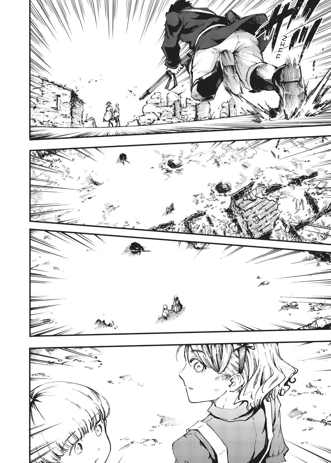 Manga To the Abandoned Sacred Beasts - Chapter 46 Page 10