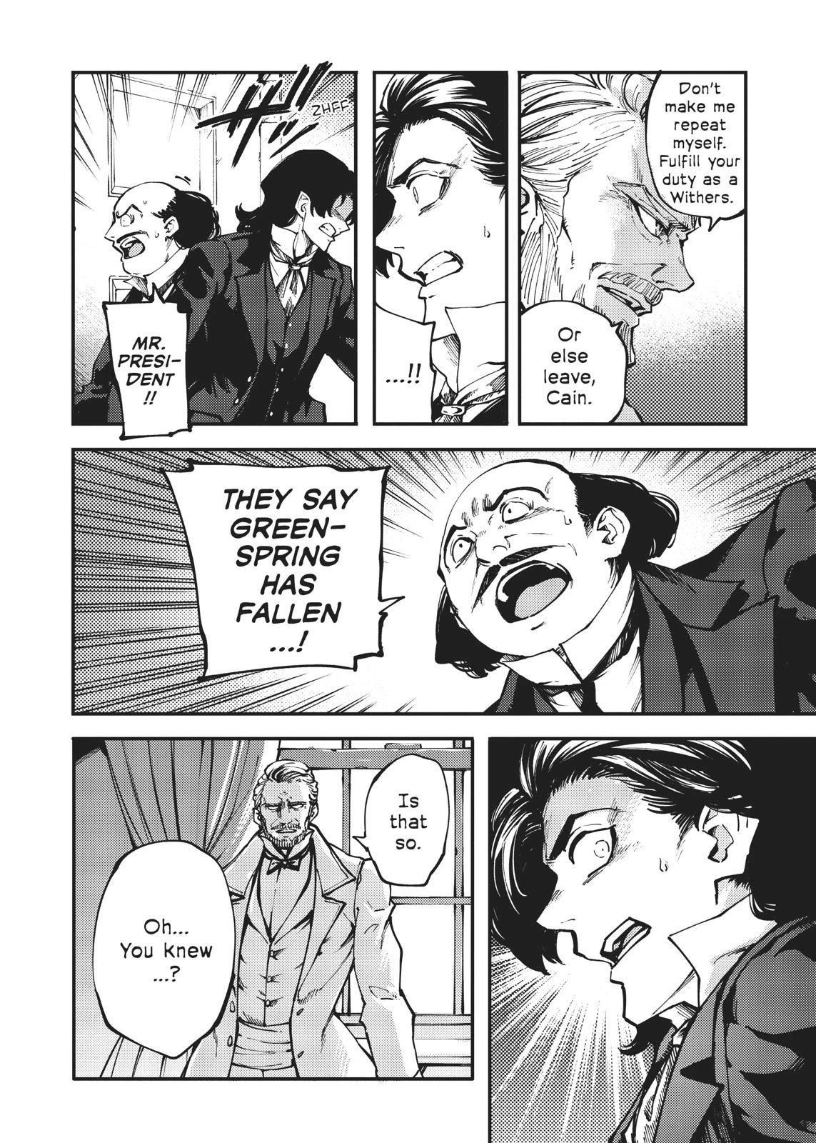 Manga To the Abandoned Sacred Beasts - Chapter 46 Page 18