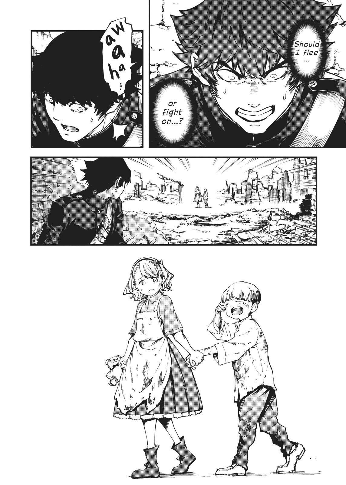Manga To the Abandoned Sacred Beasts - Chapter 46 Page 8