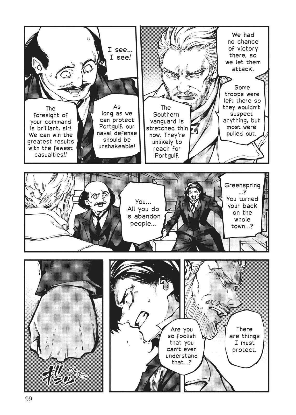 Manga To the Abandoned Sacred Beasts - Chapter 46 Page 19