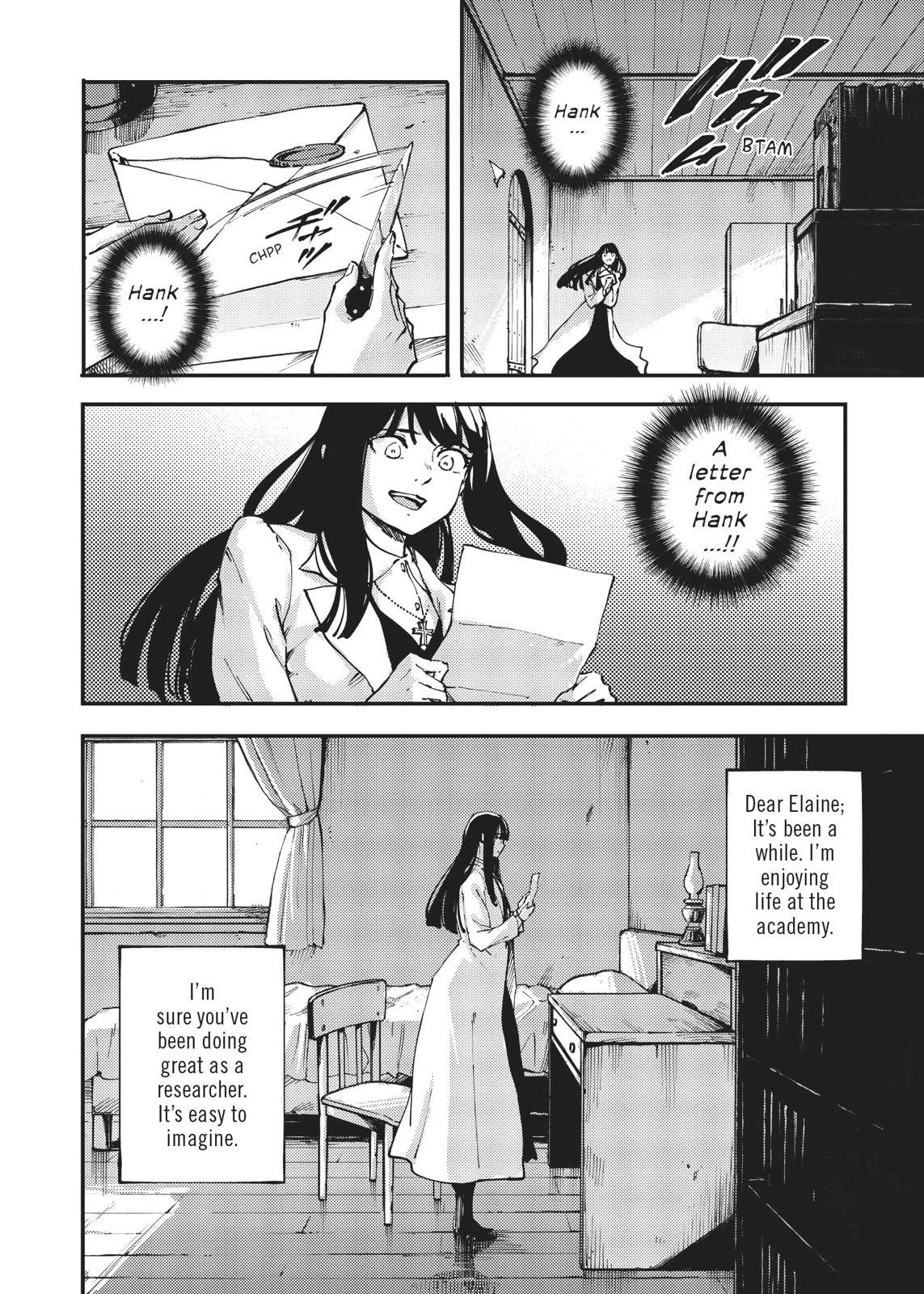 Manga To the Abandoned Sacred Beasts - Chapter 44 Page 6
