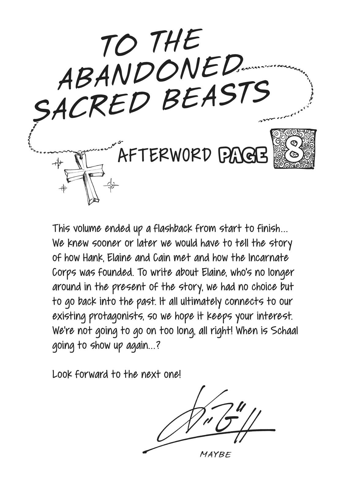 Manga To the Abandoned Sacred Beasts - Chapter 42 Page 38
