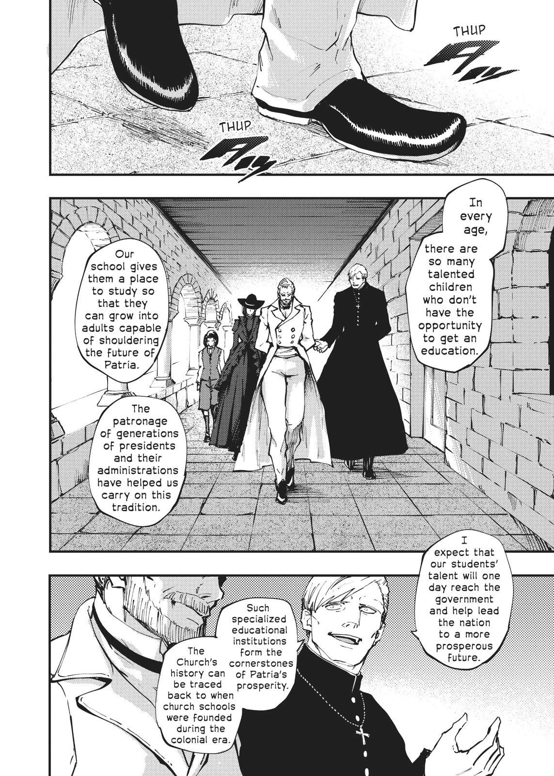Manga To the Abandoned Sacred Beasts - Chapter 40 Page 20