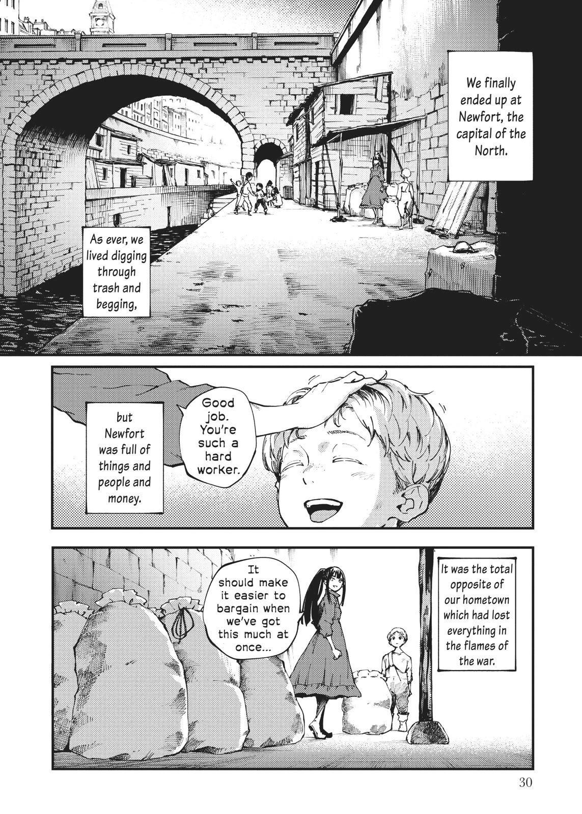 Manga To the Abandoned Sacred Beasts - Chapter 39 Page 4