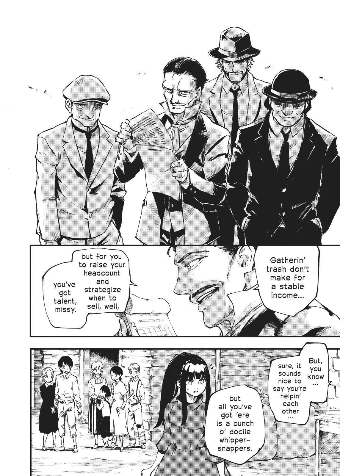 Manga To the Abandoned Sacred Beasts - Chapter 39 Page 8