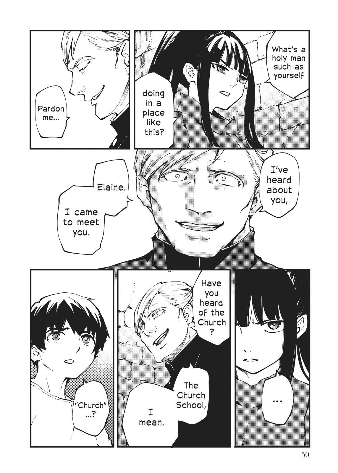 Manga To the Abandoned Sacred Beasts - Chapter 39 Page 24