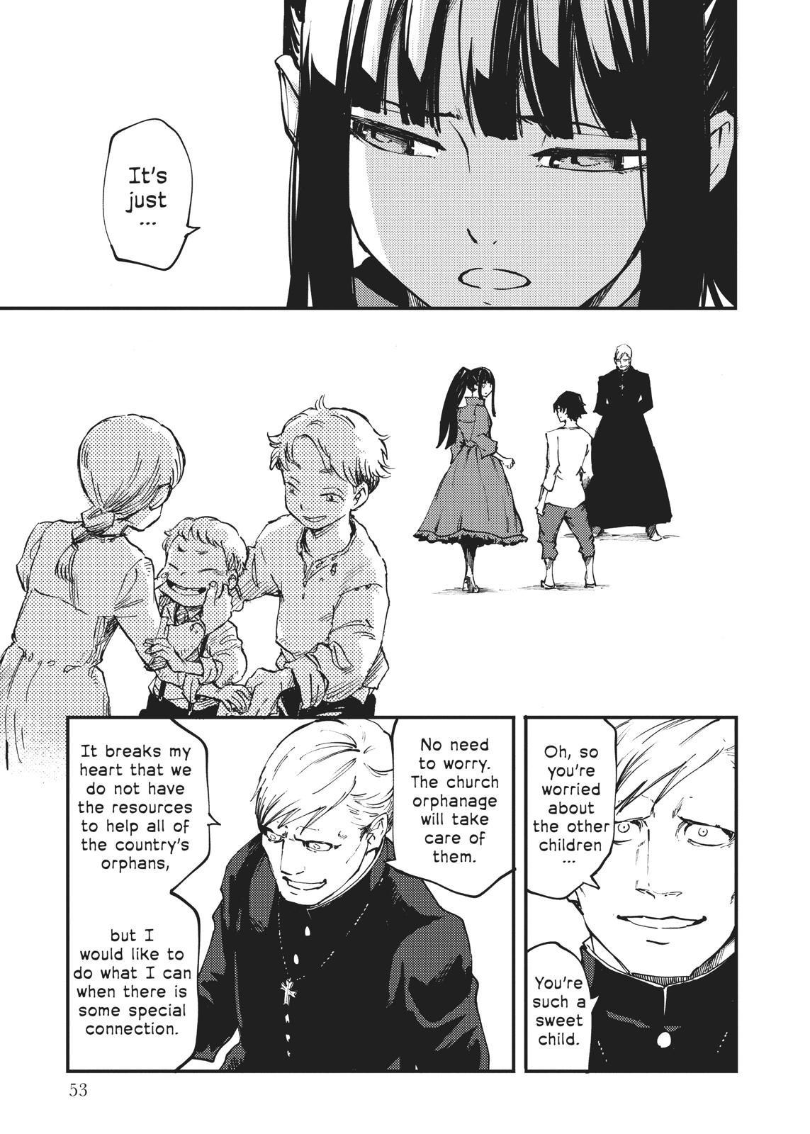Manga To the Abandoned Sacred Beasts - Chapter 39 Page 27