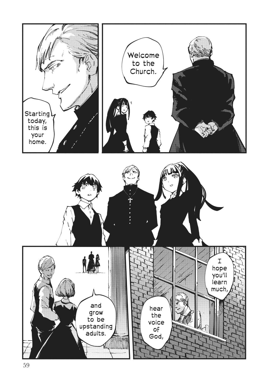 Manga To the Abandoned Sacred Beasts - Chapter 39 Page 33