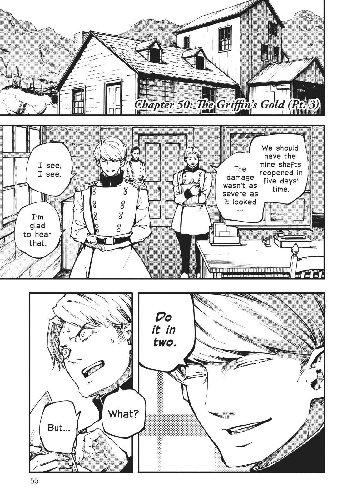 Manga To the Abandoned Sacred Beasts - Chapter 50 Page 1