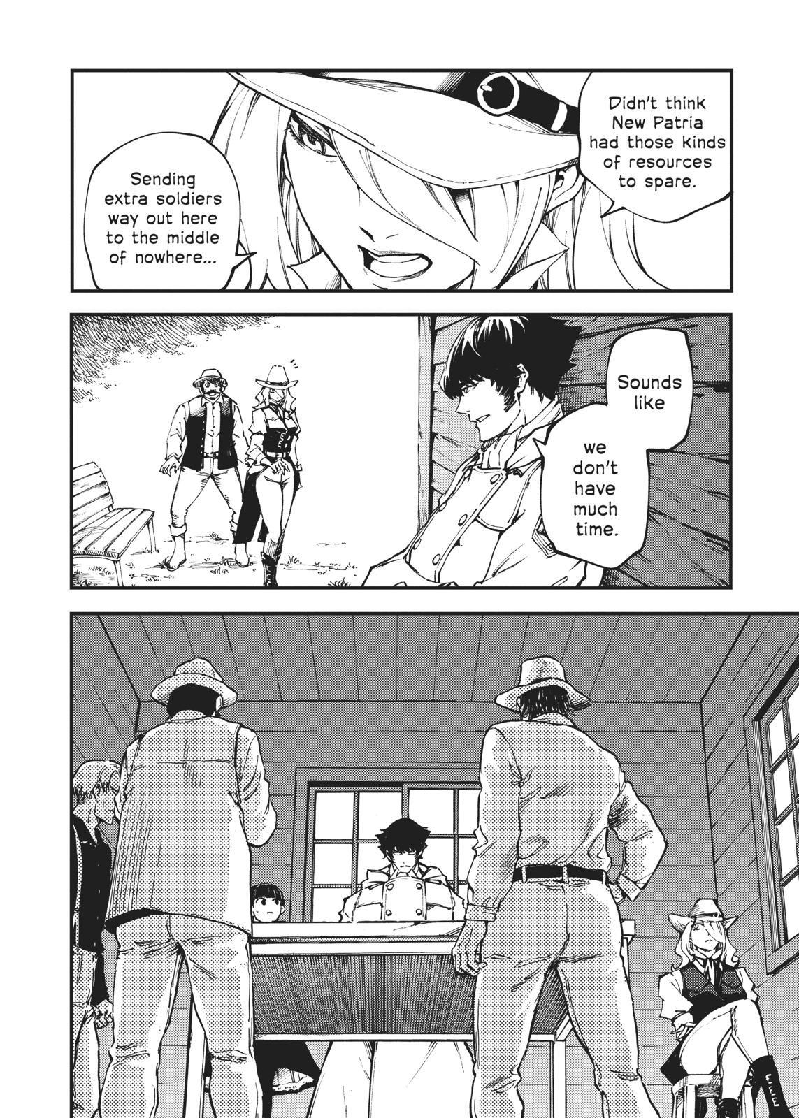 Manga To the Abandoned Sacred Beasts - Chapter 50 Page 10