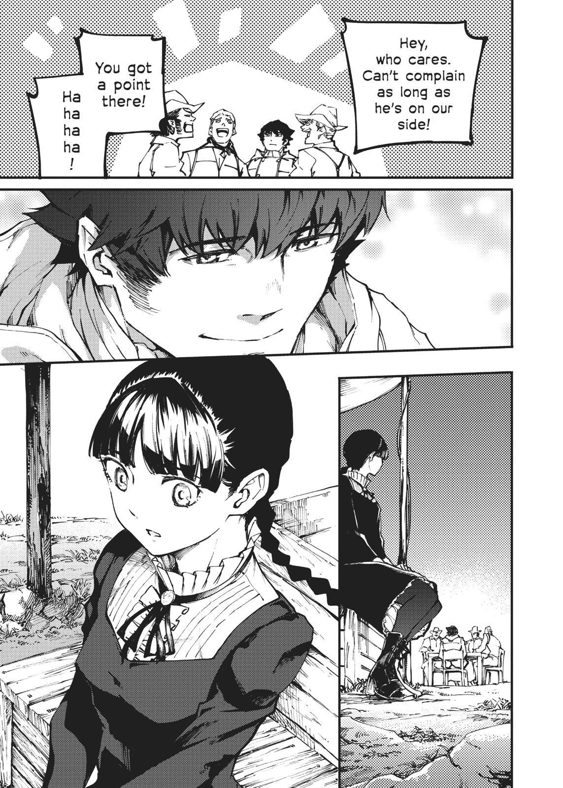 Manga To the Abandoned Sacred Beasts - Chapter 49 Page 11