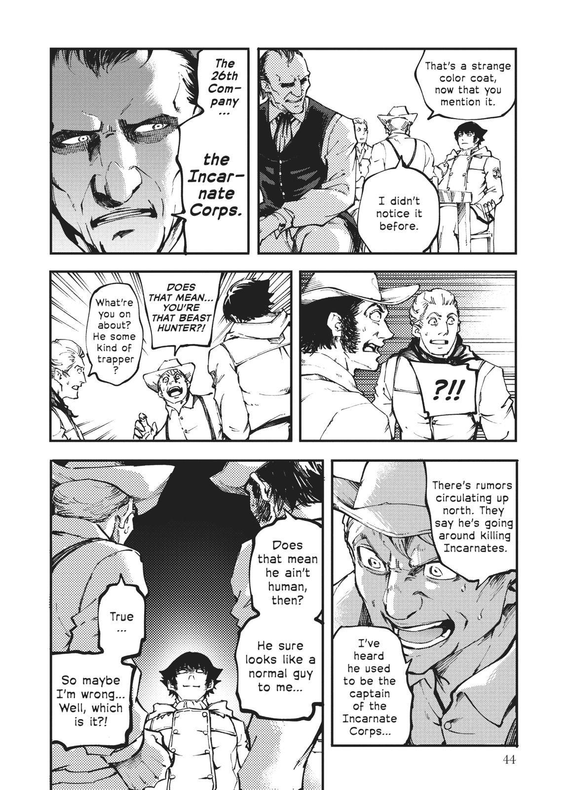 Manga To the Abandoned Sacred Beasts - Chapter 49 Page 10
