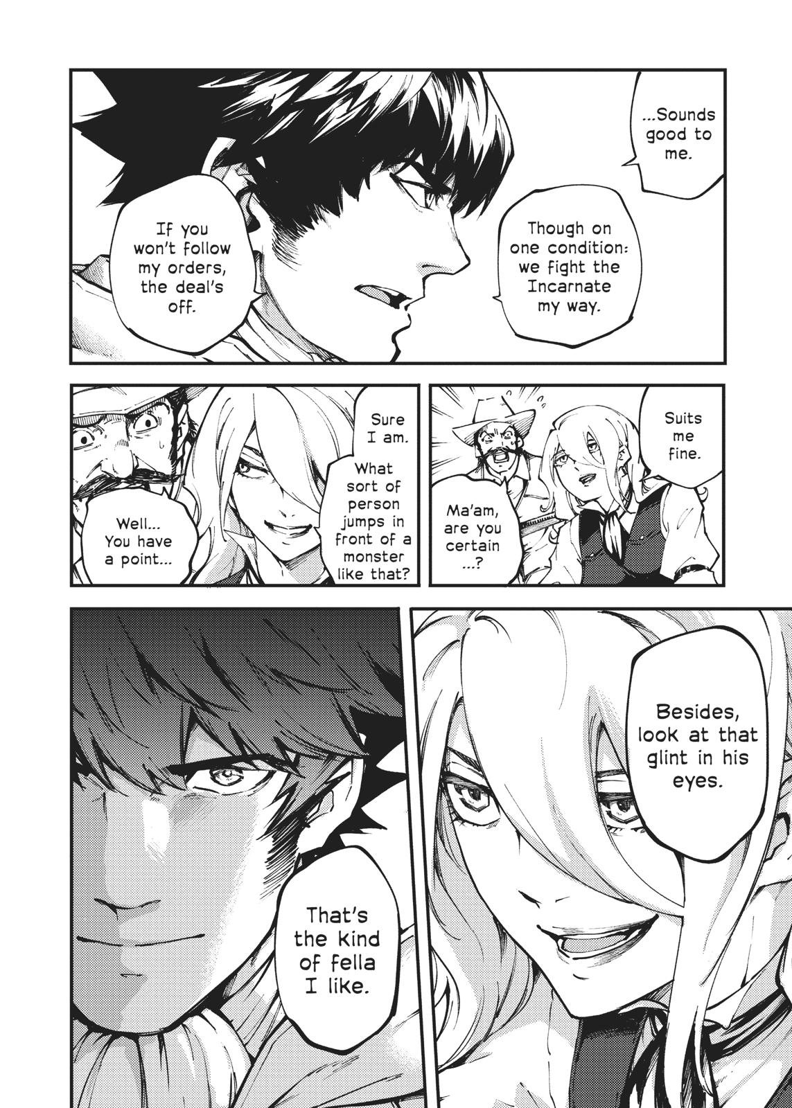 Manga To the Abandoned Sacred Beasts - Chapter 49 Page 6