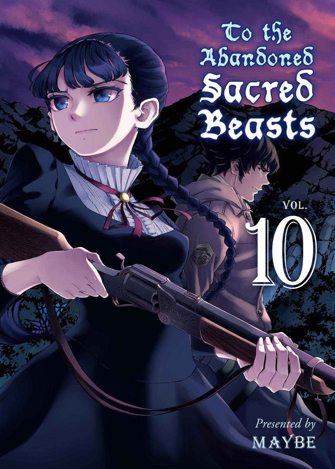 Manga To the Abandoned Sacred Beasts - Chapter 48 Page 1