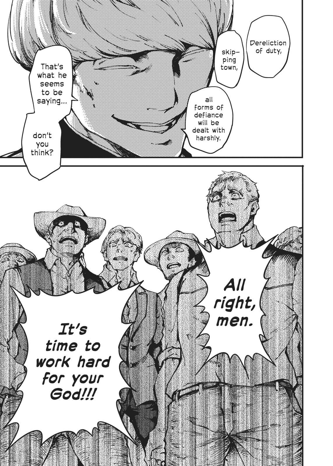 Manga To the Abandoned Sacred Beasts - Chapter 48 Page 20