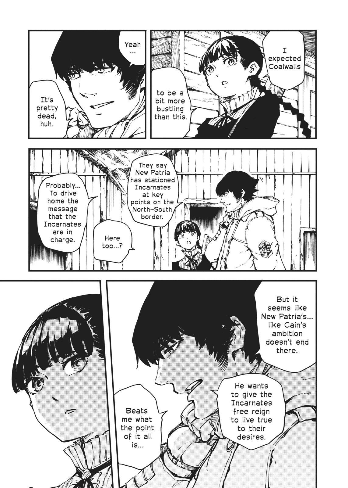 Manga To the Abandoned Sacred Beasts - Chapter 48 Page 8