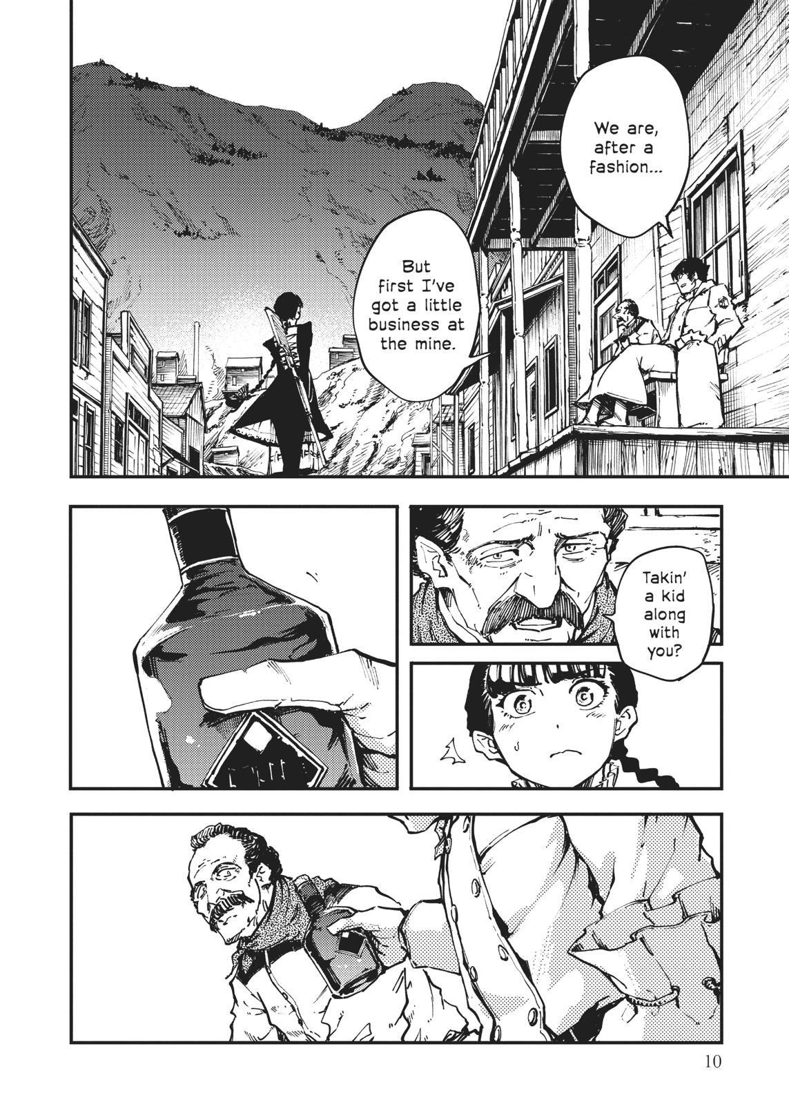Manga To the Abandoned Sacred Beasts - Chapter 48 Page 11