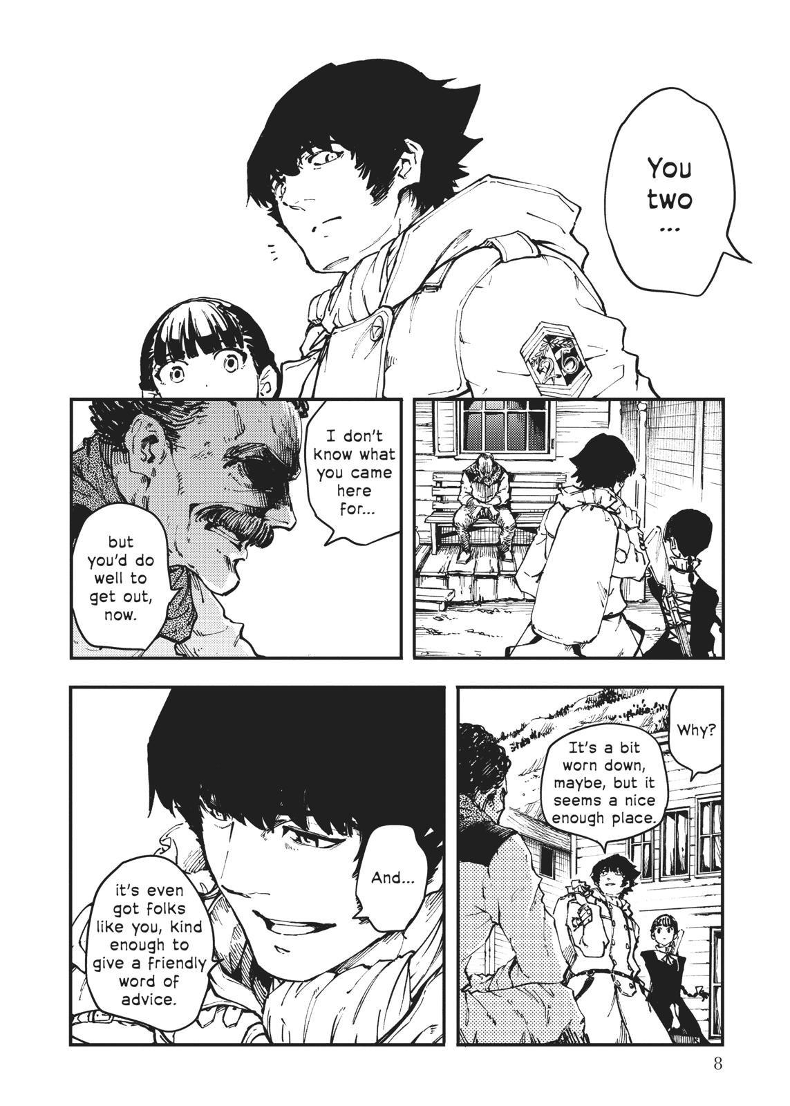 Manga To the Abandoned Sacred Beasts - Chapter 48 Page 9