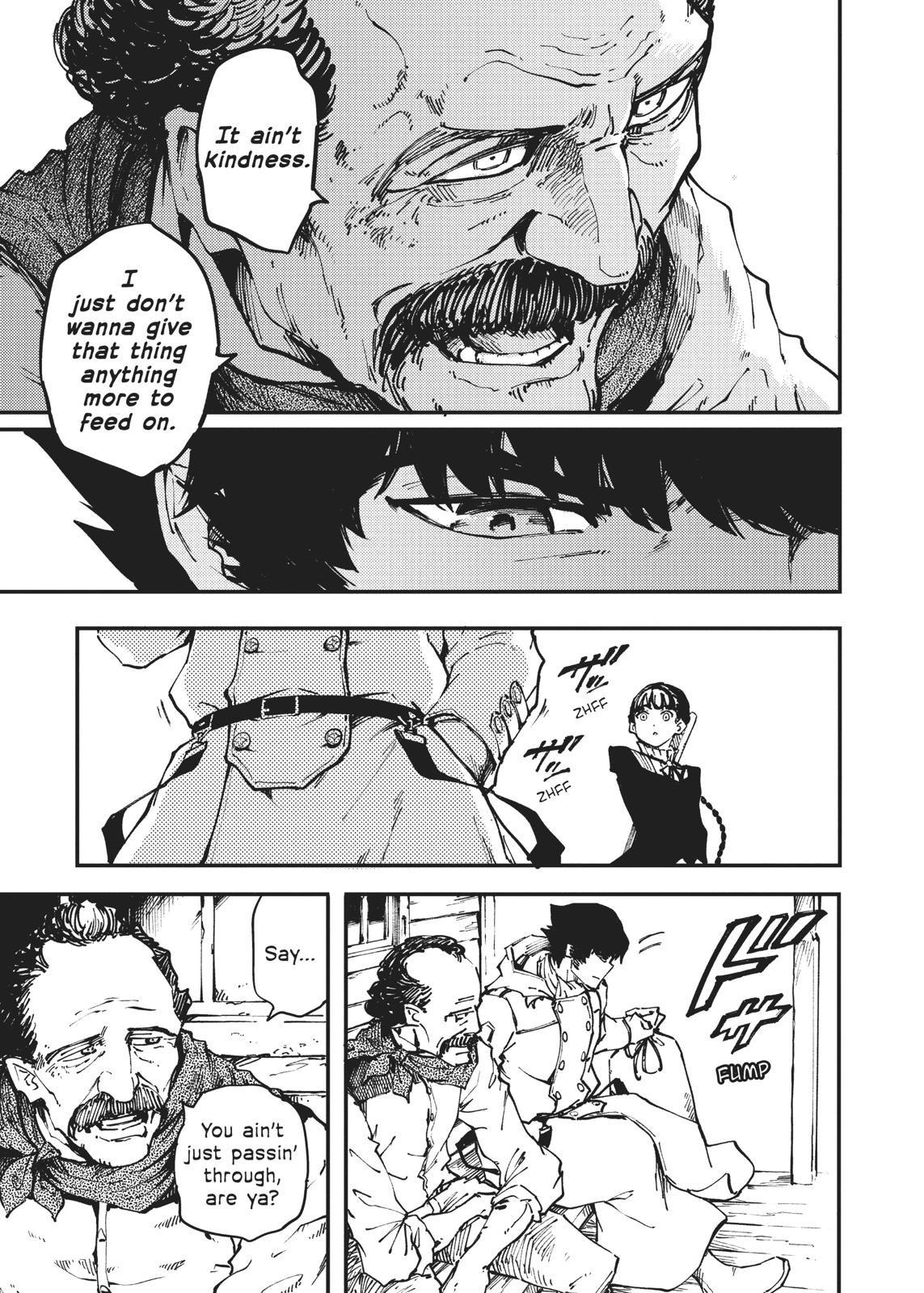 Manga To the Abandoned Sacred Beasts - Chapter 48 Page 10