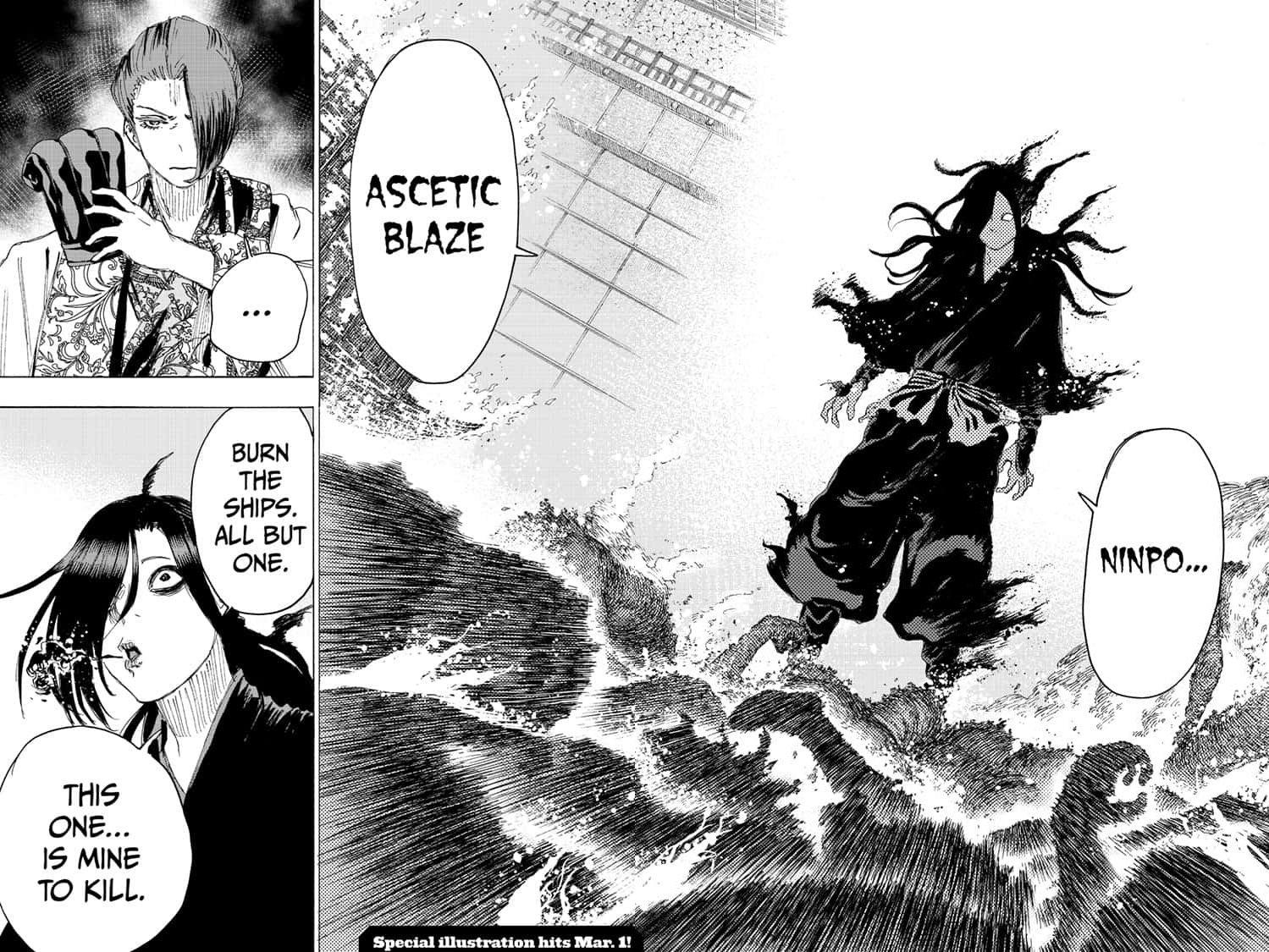 Manga Jigokuraku (Yuuji Kaku) - Chapter 88 Page 18
