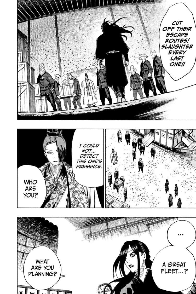 Manga Jigokuraku (Yuuji Kaku) - Chapter 88 Page 16