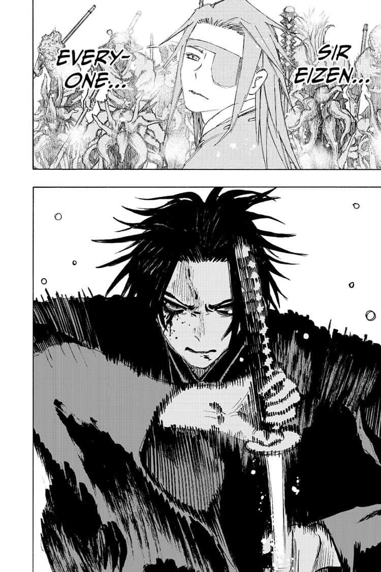 Manga Jigokuraku (Yuuji Kaku) - Chapter 88 Page 12