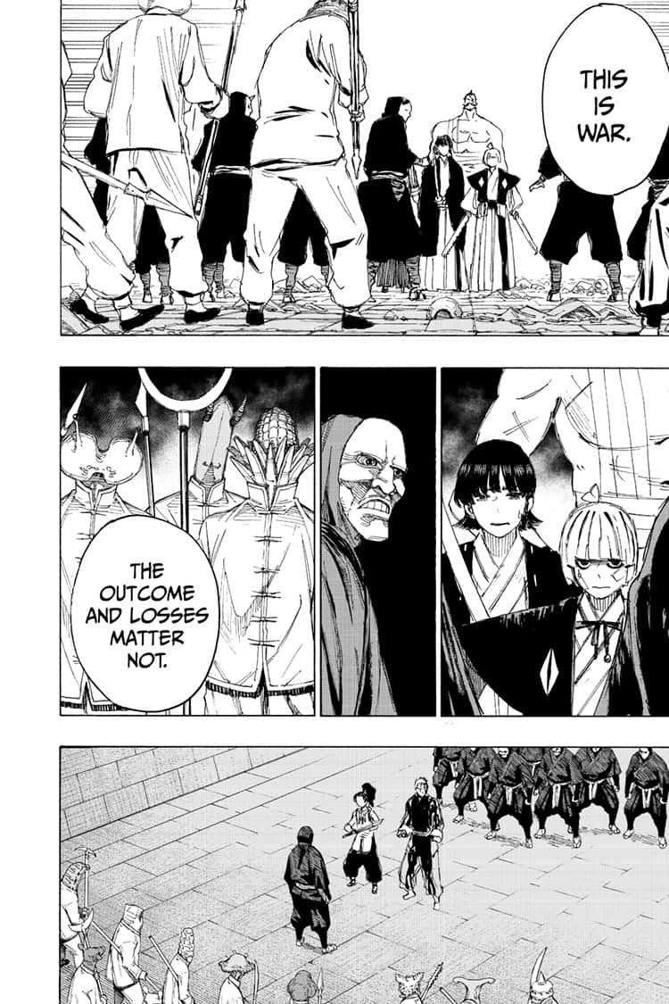 Manga Jigokuraku (Yuuji Kaku) - Chapter 88 Page 4