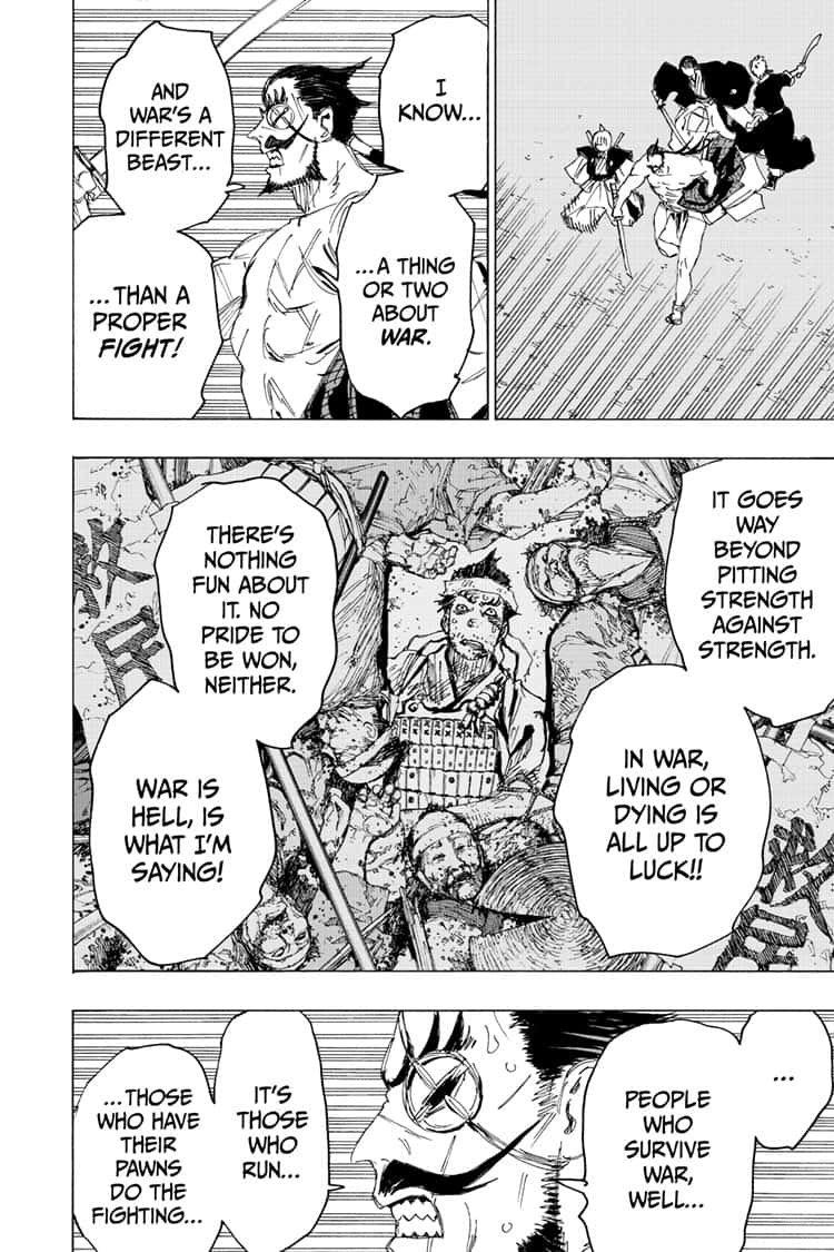 Manga Jigokuraku (Yuuji Kaku) - Chapter 88 Page 10