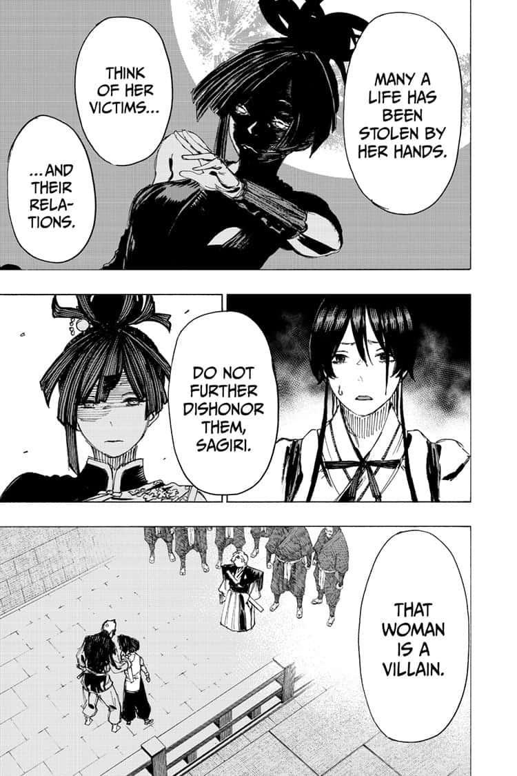 Manga Jigokuraku (Yuuji Kaku) - Chapter 89 Page 16