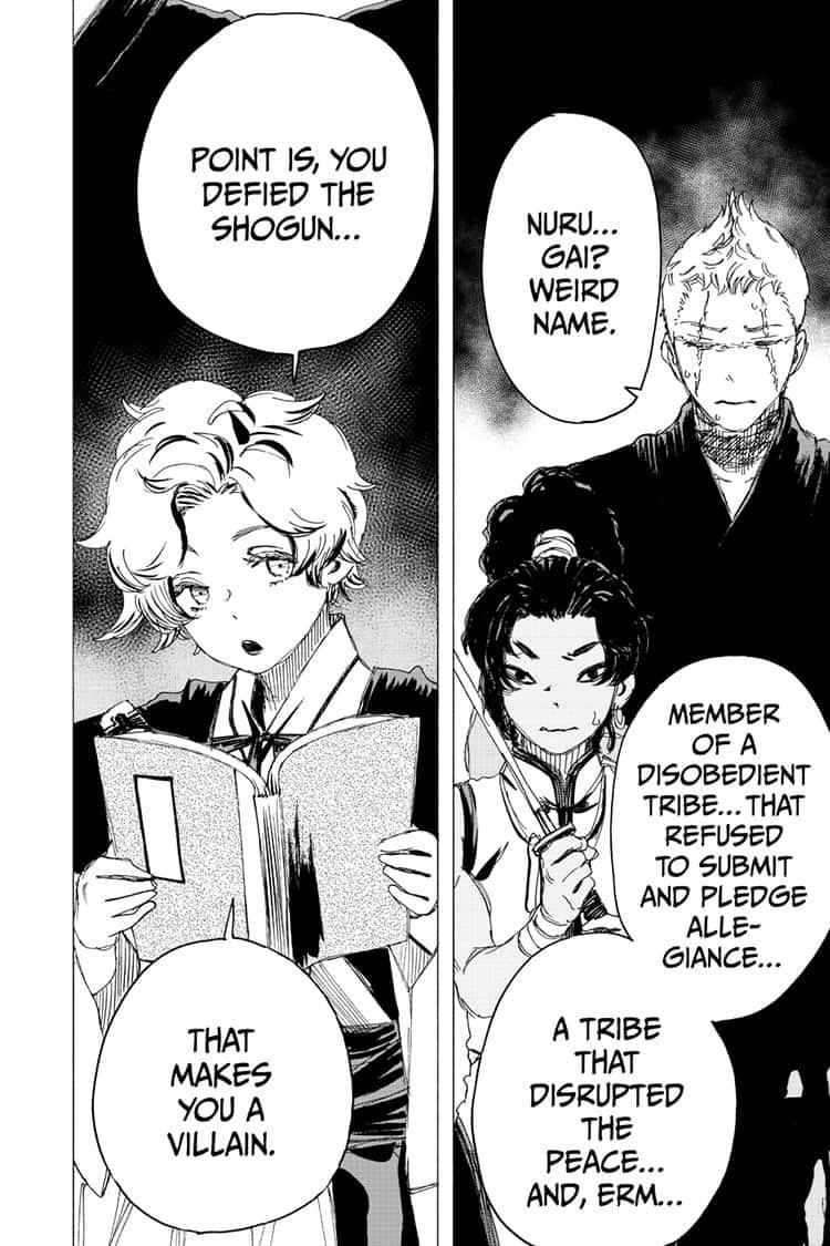 Manga Jigokuraku (Yuuji Kaku) - Chapter 89 Page 17