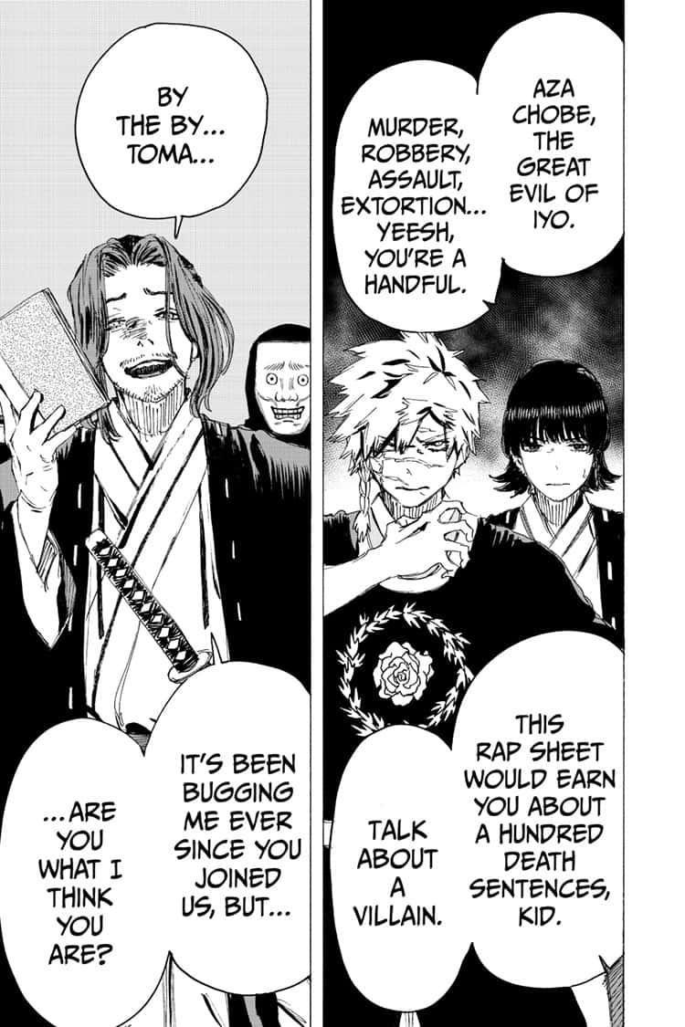 Manga Jigokuraku (Yuuji Kaku) - Chapter 89 Page 18
