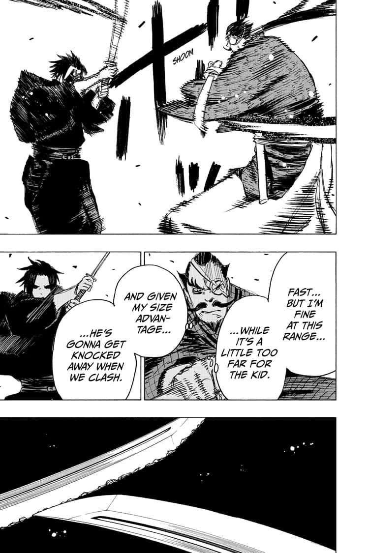 Manga Jigokuraku (Yuuji Kaku) - Chapter 90 Page 9