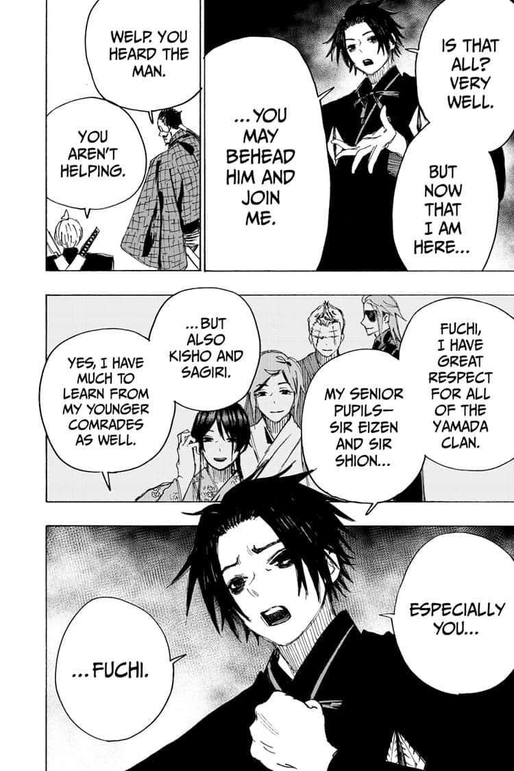 Manga Jigokuraku (Yuuji Kaku) - Chapter 90 Page 4