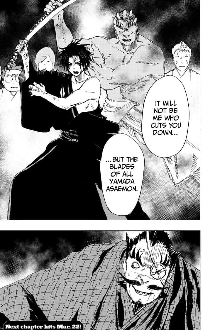 Manga Jigokuraku (Yuuji Kaku) - Chapter 90 Page 19