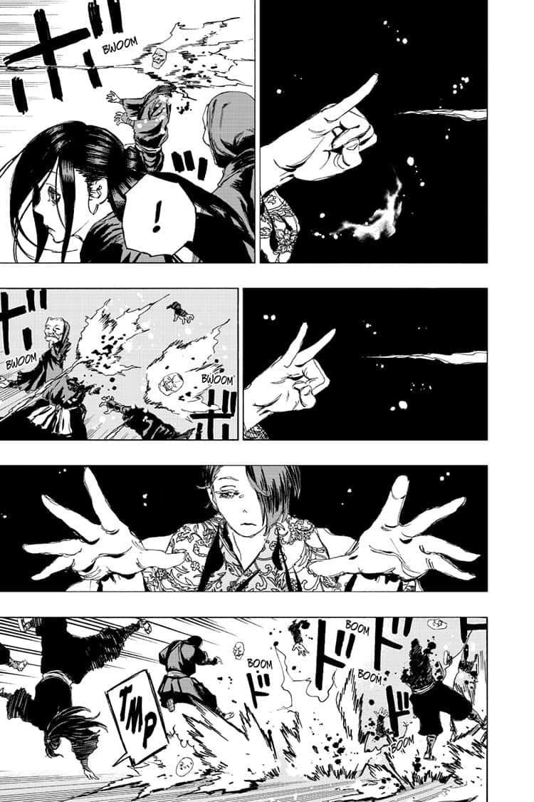Manga Jigokuraku (Yuuji Kaku) - Chapter 92 Page 2