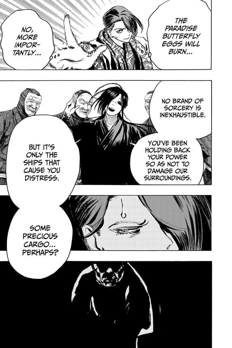 Manga Jigokuraku (Yuuji Kaku) - Chapter 92 Page 8