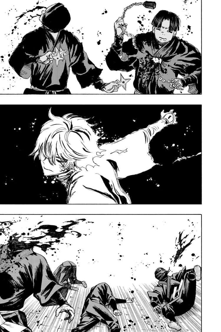 Manga Jigokuraku (Yuuji Kaku) - Chapter 93 Page 17