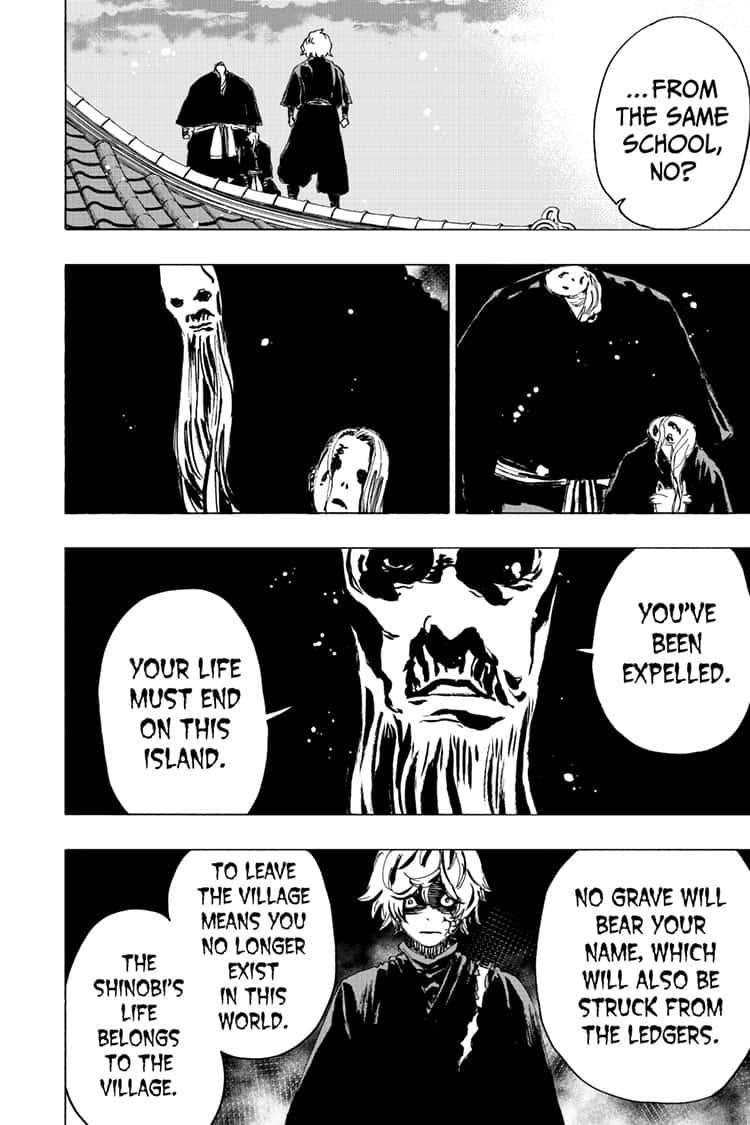 Manga Jigokuraku (Yuuji Kaku) - Chapter 93 Page 2