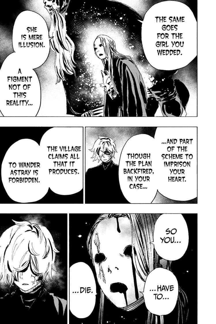 Manga Jigokuraku (Yuuji Kaku) - Chapter 93 Page 3