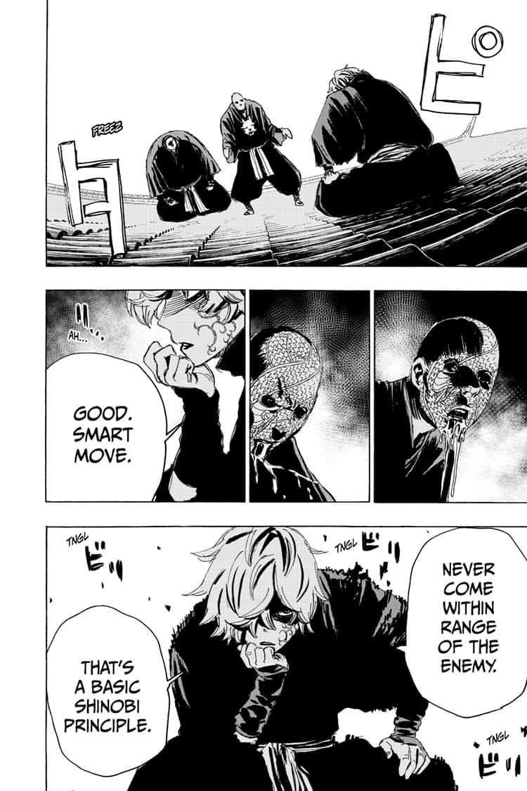 Manga Jigokuraku (Yuuji Kaku) - Chapter 93 Page 10