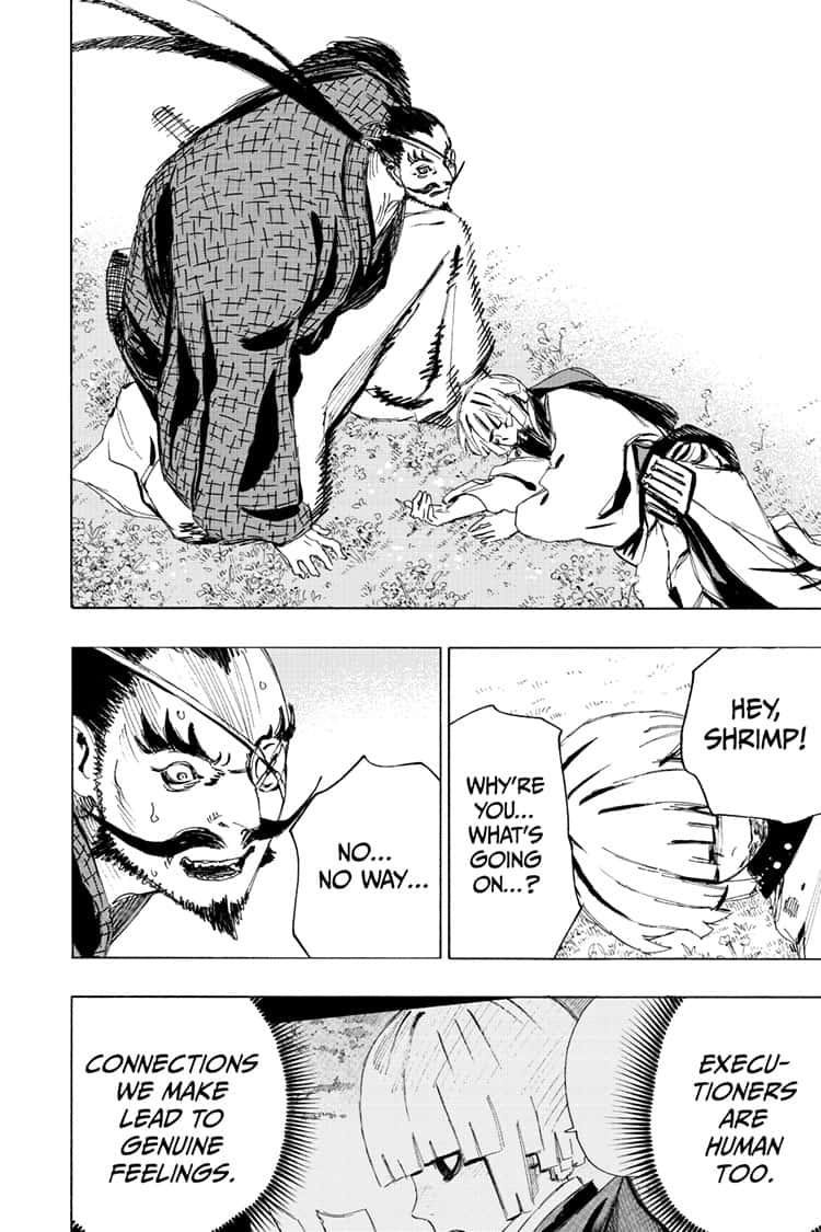 Manga Jigokuraku (Yuuji Kaku) - Chapter 96 Page 16