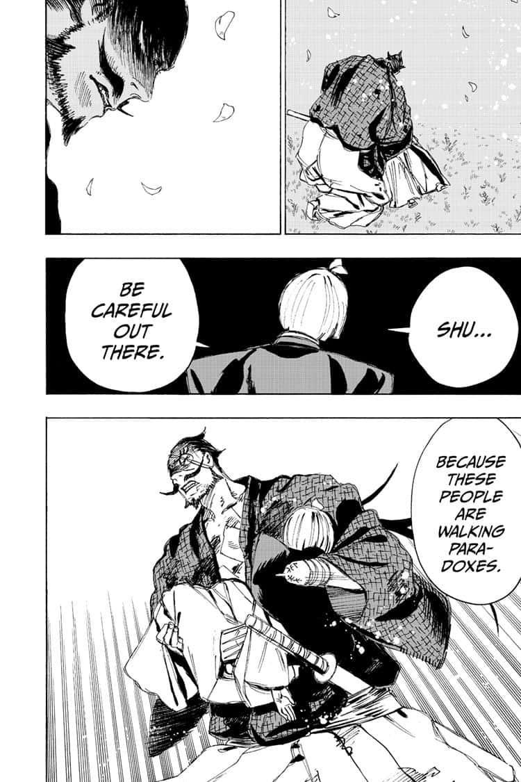 Manga Jigokuraku (Yuuji Kaku) - Chapter 96 Page 18