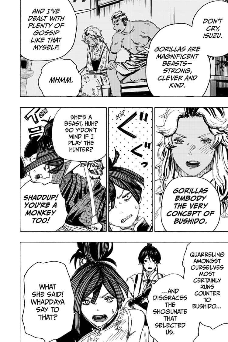 Manga Jigokuraku (Yuuji Kaku) - Chapter 97 Page 14