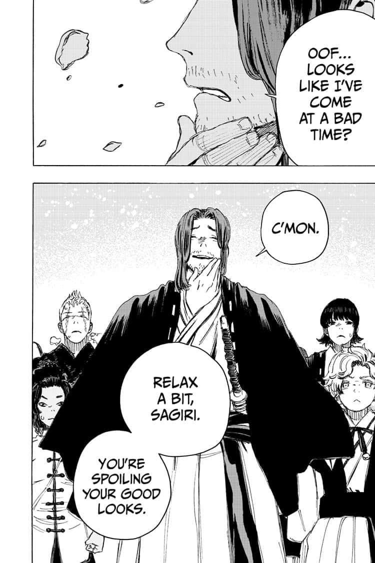 Manga Jigokuraku (Yuuji Kaku) - Chapter 97 Page 16