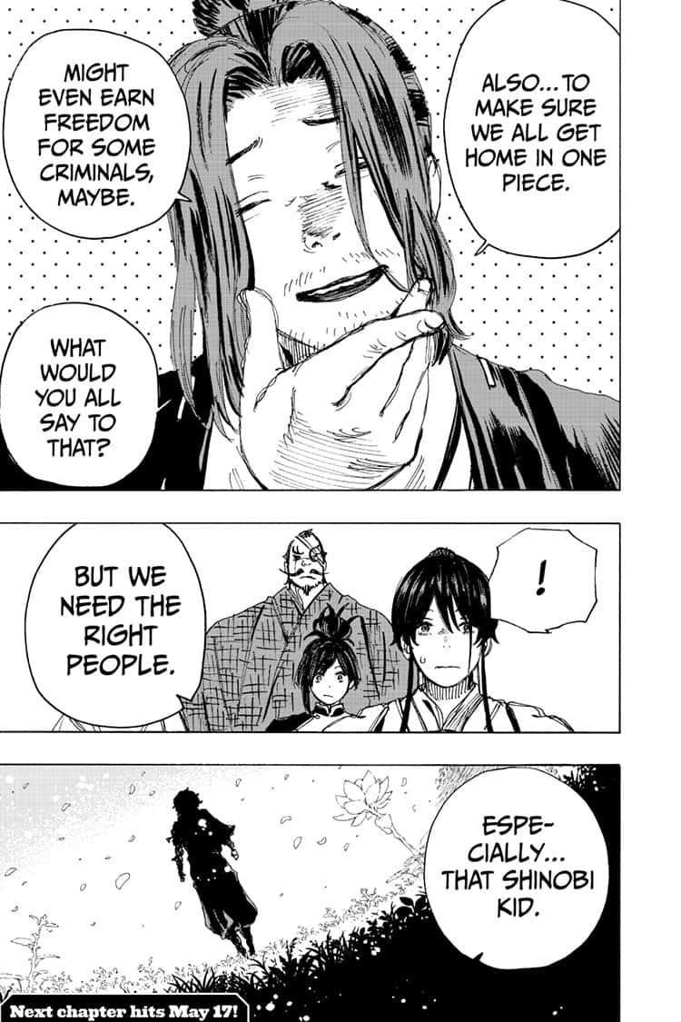 Manga Jigokuraku (Yuuji Kaku) - Chapter 97 Page 19