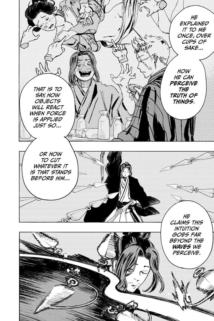 Manga Jigokuraku (Yuuji Kaku) - Chapter 99 Page 8