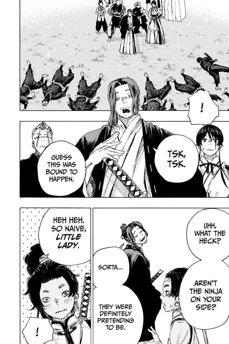 Manga Jigokuraku (Yuuji Kaku) - Chapter 99 Page 10