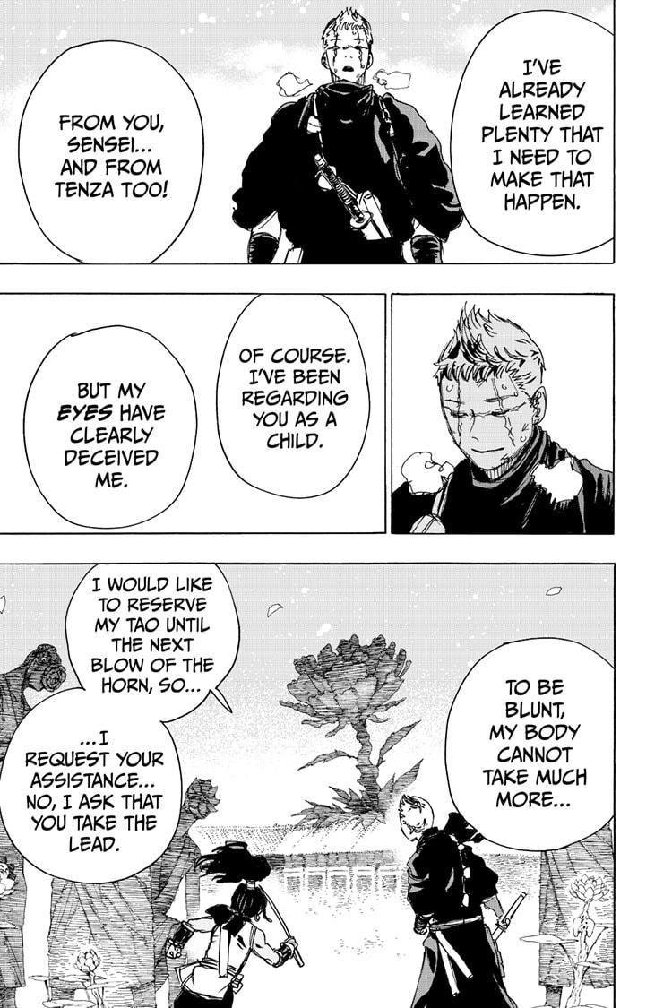 Manga Jigokuraku (Yuuji Kaku) - Chapter 101 Page 17